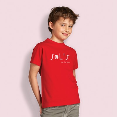 Picture of SOLS Imperial Kids T-Shirt