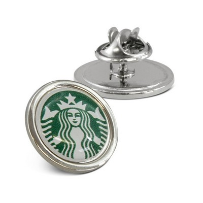 Picture of Altura Lapel Pin - Round Small