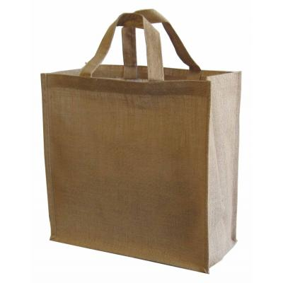 Picture of Jute Large Carry Bag Natural/Natural