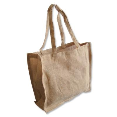 Picture of Jute UK Carry Bag Long Jute Unlam
