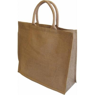 Picture of Jute UK Carry Bag Medium - Luxury