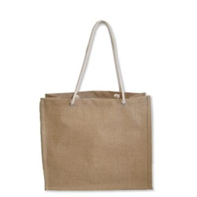 Picture of Jute UK Carry Bag Long Rope Handle