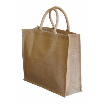 Picture of Jute UK Carry Bag Stiffened Luxury