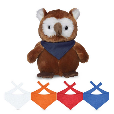 Picture of Small Hoot Owl - Bandana