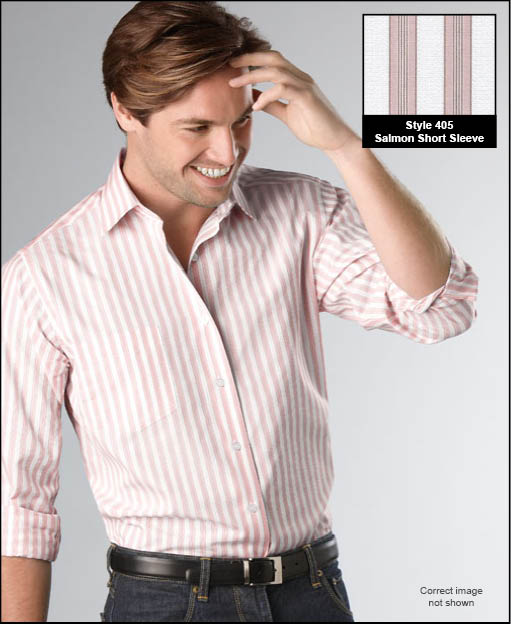Picture of Salmon Stripe Shirt
