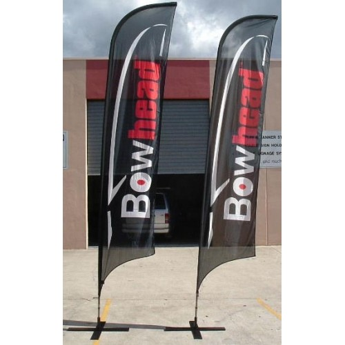 Picture of Bowhead 4200 (flag 850mm x 4250mm)