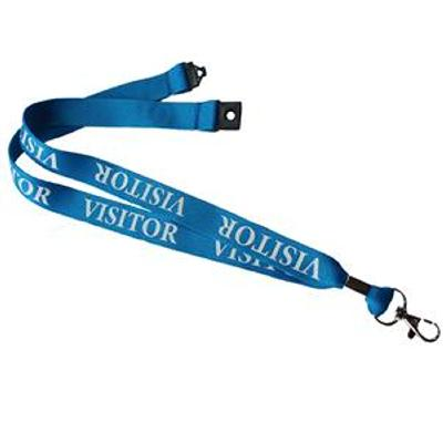 """Picture of Lanyards Stock """"Visitor"""""""