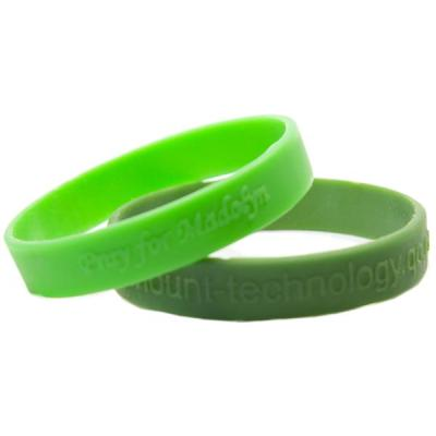 Picture of Wristbands Embossed