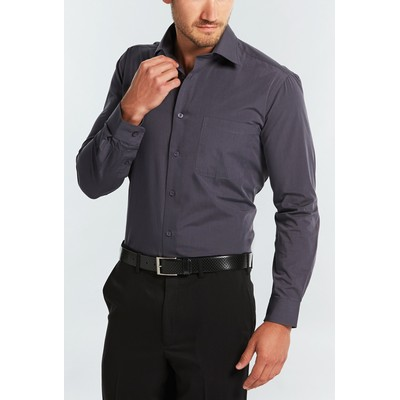 Picture of Mens Long Sleeve Business Shirt