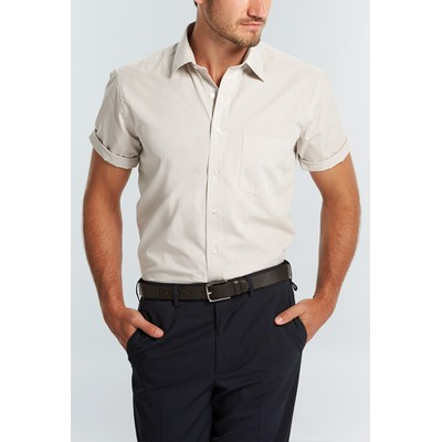 Picture of Mens Short Sleeve Business Shirt