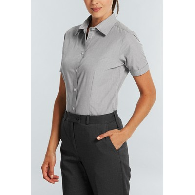 Picture of Womens Short Sleeve Business Shirt