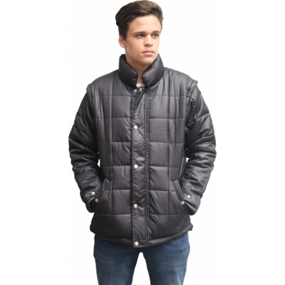 Picture of RYZA PUFFER - DETACHABLE SLEEVES  (NEW) JACKET