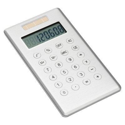 Picture of Slimline Pocket Calculator