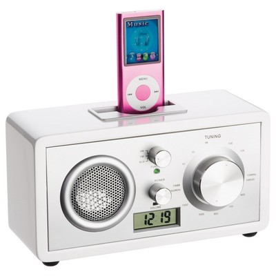 Picture of Speaker with Music Dock