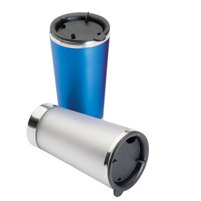 Picture of Thermal Drink Holder - Blue