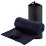 Polar Fleece Travel Rug - Navy