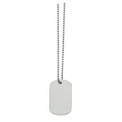 Picture of Metal Dog Tag