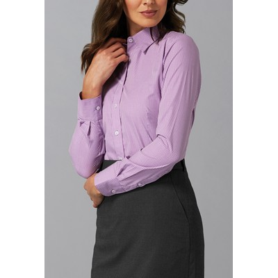 Picture of Womens Business Long Sleeve Shirt