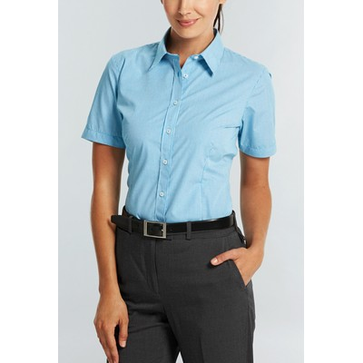 Picture of Womens Business Short Sleeve Shirt