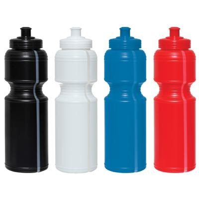 Picture of Premium Soft 750mL Bottle with Clear Str