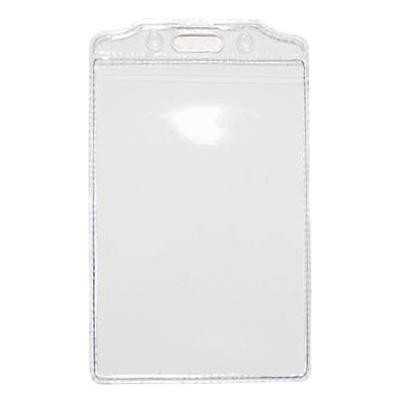 Picture of Plastic PVC Card Holder 9.5cm x 13cm