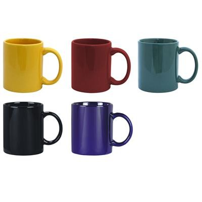 Picture of Toronto Can Mug, solid colour (300ml)