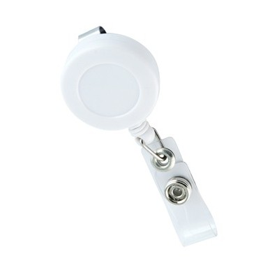 Picture of Round Retractable card holder
