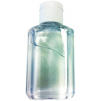 Picture of 60ml Antibacterial Gel - clear bottle
