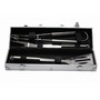3 Piece Bbq Tool Set Contains Stainless