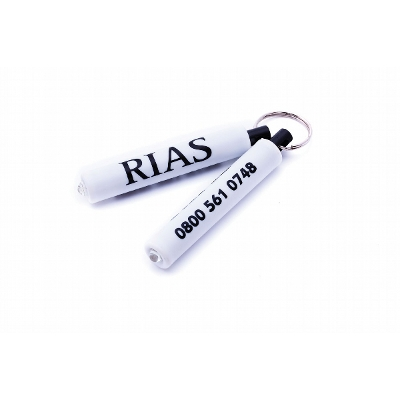 Picture of Plastic Keyring Torch