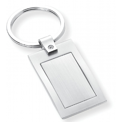 Picture of Manchester Metal Keyring