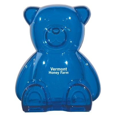 Picture of Plastic Bear Shape Bank