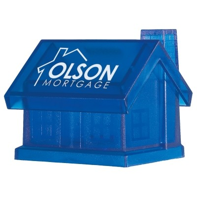 Picture of Plastic House Shape Bank