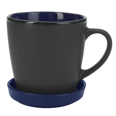 Picture of 355Ml Two-Tone 2 Piece Coaster Mug
