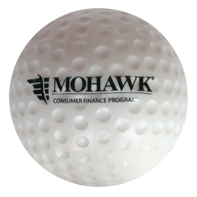 Picture of Golf Ball Stress Shape