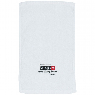 Picture of Embroidered Cotton Gym Towels