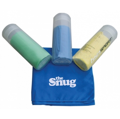 Picture of Chamois Sports Towel In Container