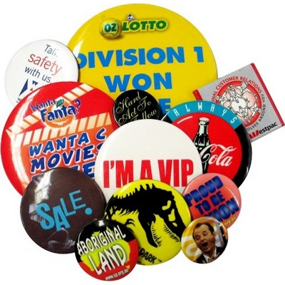 Picture of Button Badge 38x38mm