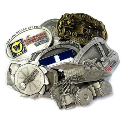 Picture of Pewter Belt Buckles