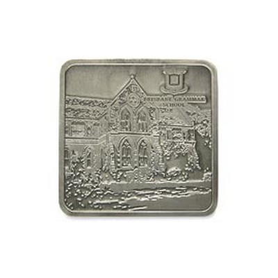 Picture of Square Pewter Coasters