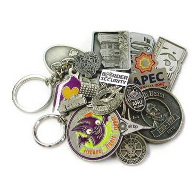Picture of Pewter Badge or Keyring