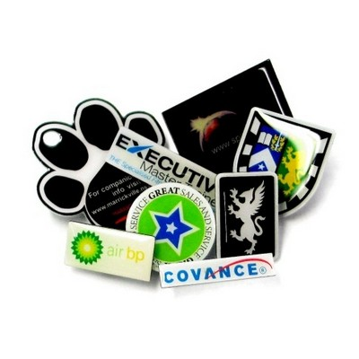 Picture of Printed Badge or keyrings