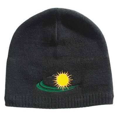 Picture of Acrylic/Polar Fleece Beanie