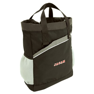 Picture of Tote bag with backpack strap