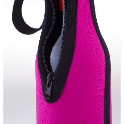 Picture of Zip up wine bottle cooler
