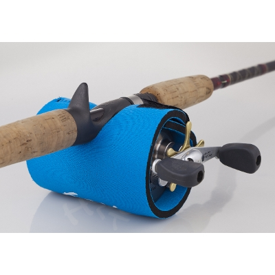 Picture of Fishing reel cover, can/stubby cooler wi