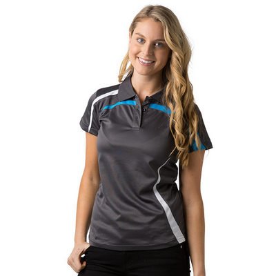 Picture of Ladies 100% Polyester Cooldry Polo