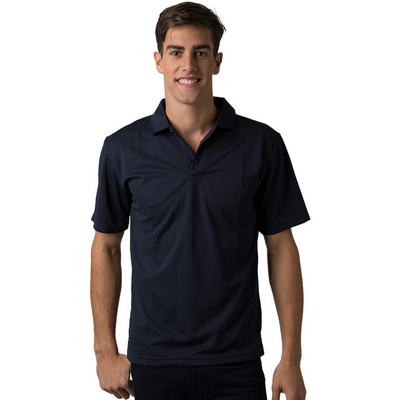 Picture of Men's 100% Polyester Cooldry Pique Knit