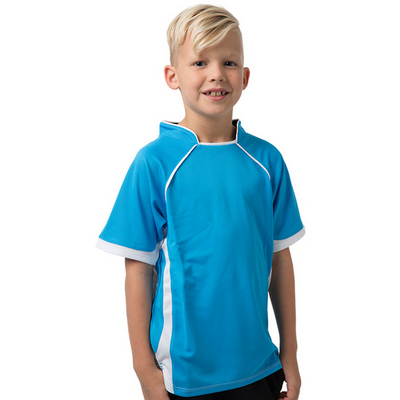 Picture of Kids 100% Polyester Cooldry Pique Knit T