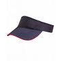 Polo Twill Visor With Or Without Sandwic